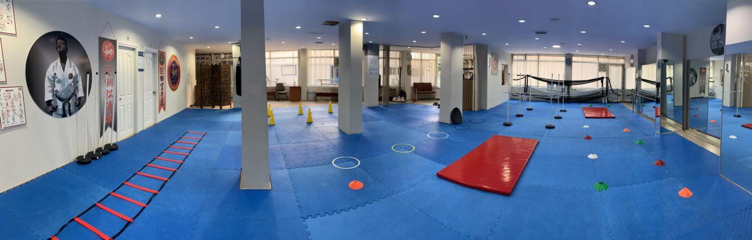 Pendik Demirel Spor Kulübü Dojo